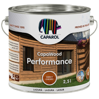 Caparol CapaWood Performance